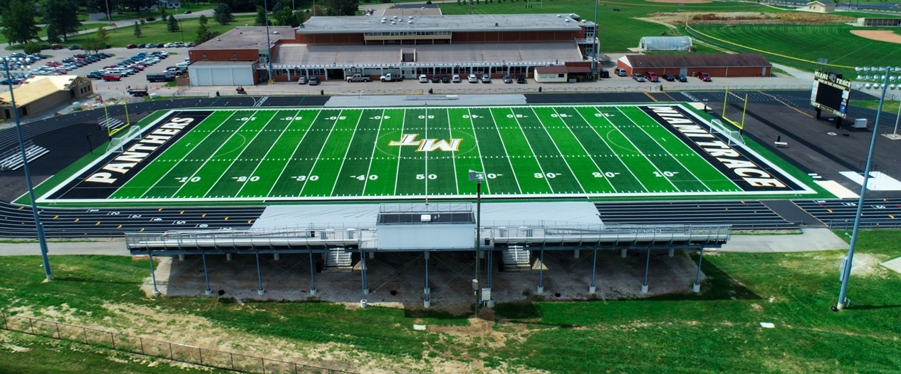 New Football Field